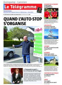 Le Télégramme Guingamp – 05 mai 2019