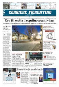 Corriere Fiorentino La Toscana – 11 marzo 2020