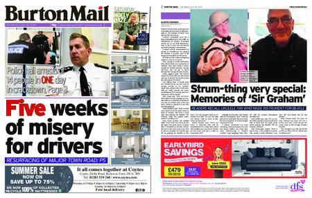 Burton Mail – July 20, 2019
