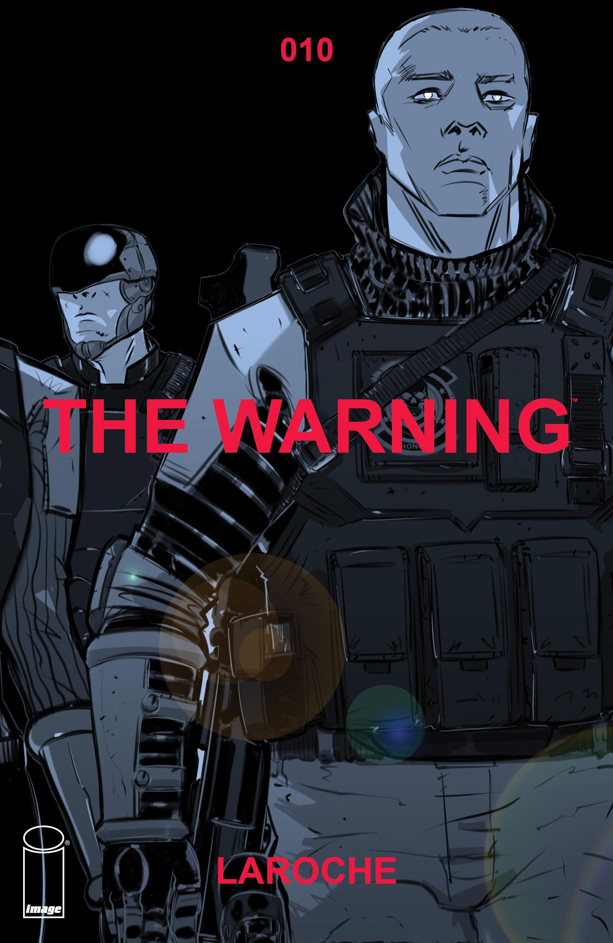 The Warning 010 2019 Digital Zone