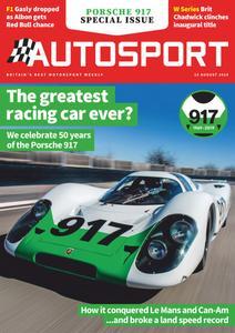 Autosport – 15 August 2019