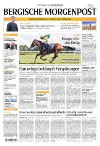 Solinger Morgenpost – 14. November 2018