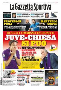 La Gazzetta dello Sport Sicilia – 26 aprile 2020