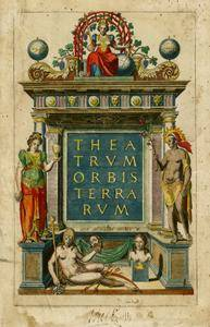 World Atlas - Ortelius Theatrum Orbis Terrarum
