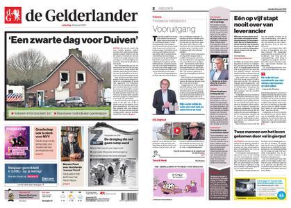 De Gelderlander - Rivierenland – 25 januari 2020