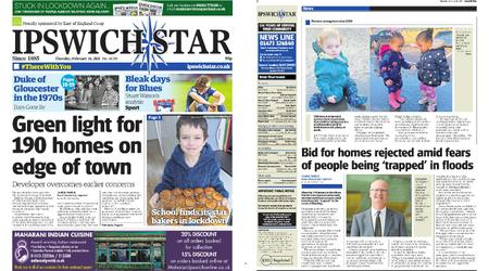 Ipswich Star – February 18, 2021