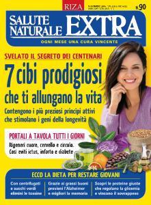 Salute Naturale Extra N.90 - Novembre 2016