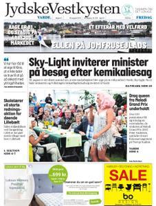 JydskeVestkysten Varde – 16. august 2019