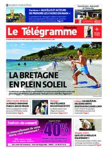 Le Télégramme Brest Abers Iroise – 17 mai 2020