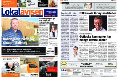 Lokalavisen Aarhus Syd – 05. november 2019
