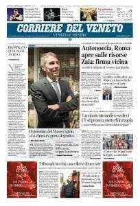 Corriere del Veneto Venezia e Mestre - 13 Febbraio 2018