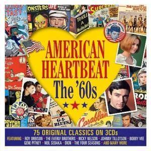 VA - American Heartbeat The 60s (3CD, 2018)