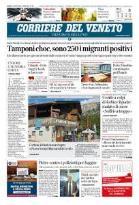 Corriere del Veneto Treviso e Belluno – 07 agosto 2020