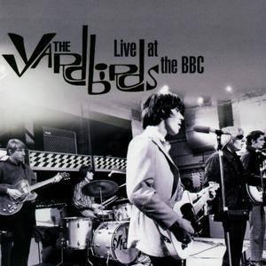 The Yardbirds - Live at the BBC (2016) {2CD Repertoire REPUK 1280 rec 1965-1968}