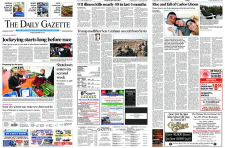 The Daily Gazette – December 31, 2018