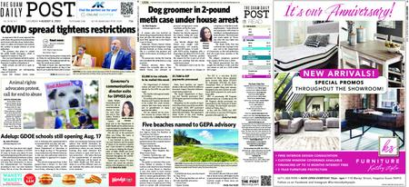 The Guam Daily Post – August 08, 2020
