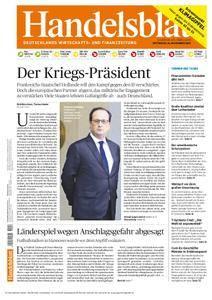 Handelsblatt - 18. November 2015
