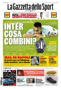 La Gazzetta dello Sport Sicilia – 06 novembre 2019