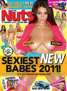 Nuts UK - 12 August 2011