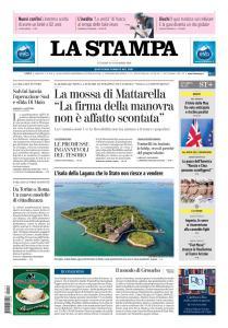 La Stampa Imperia e Sanremo - 16 Novembre 2018
