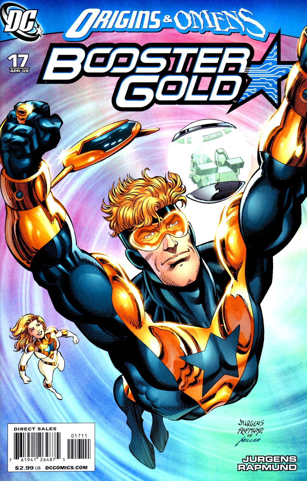 Booster Gold 017 (2009)