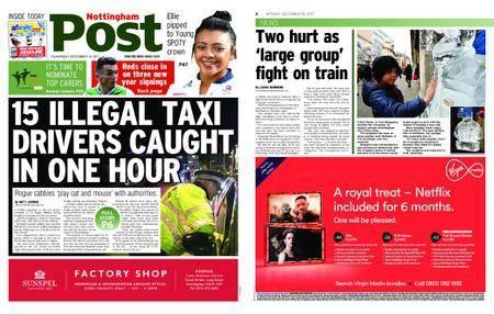 Nottingham Post – December 18, 2017