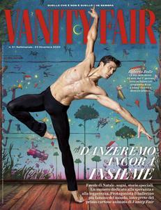 Vanity Fair Italia – 23 dicembre 2020