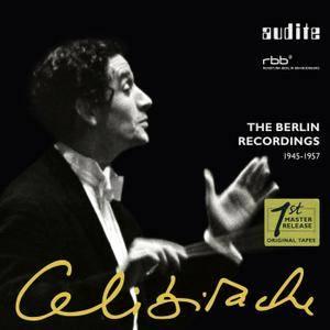 Celibidache: The Berlin Recordings 1945-1957 (13CDs, 2013)