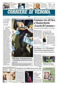 Corriere di Verona - 30 Marzo 2018