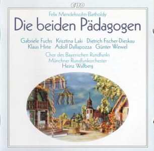 Heinz Wallberg - Mendelssohn: Die beiden Pädagogen (1998)