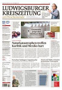 Ludwigsburger Kreiszeitung - 09. September 2017