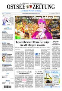 Ostsee Zeitung Wolgast - 10. Dezember 2018