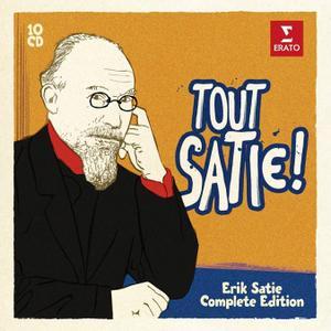 Tout Satie! - Erik Satie Complete Edition [10CDs] (2015)