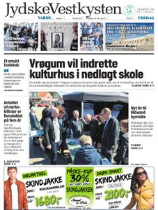 JydskeVestkysten Varde – 19. april 2019