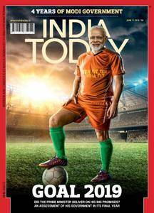 India Today - June 11, 2018