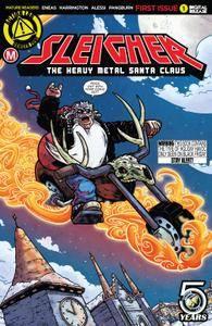 Sleigher - The Heavy Metal Santa Claus 001 2016 digital dargh-Empire