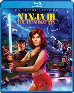 Ninja III: The Domination (1984) + Extras [w/Commentaries]
