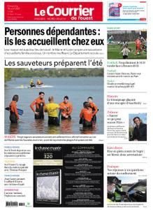 Le Courrier de l'Ouest Angers – 18 avril 2021