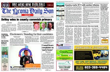 The Laconia Daily Sun – September 12, 2018