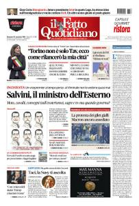 Il Fatto Quotidiano - 18 novembre 2018