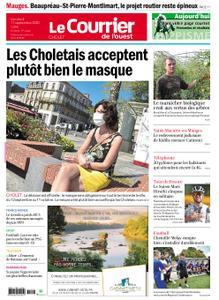 Le Courrier de l'Ouest Cholet – 11 septembre 2020