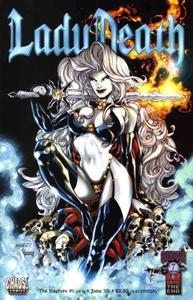 Lady Death The Rapture 01