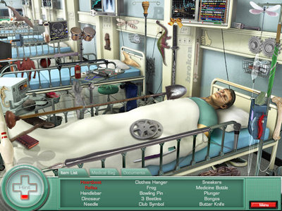 Hidden Object Game: Elizabeth Find M.D. - Diagnosis Mystery (beta)