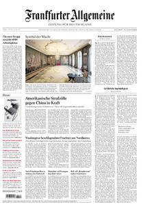 Frankfurter Allgemeine Zeitung F.A.Z. - 11. Mai 2019