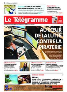Le Télégramme Concarneau – 28 novembre 2019