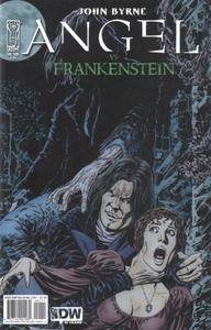 Angel vs Frankenstien (2009) (IDW Publishing) (WildBlueZero