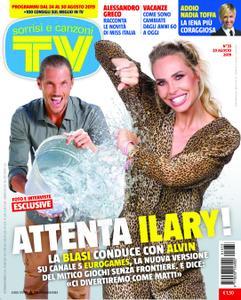 TV Sorrisi e Canzoni - 20 agosto 2019
