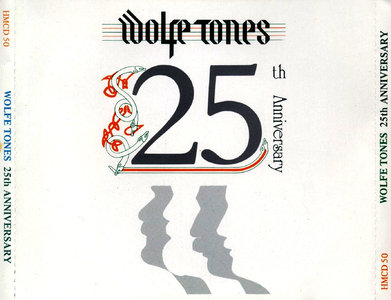 Wolfe Tones - 25th Anniversary (1989) 2CDs