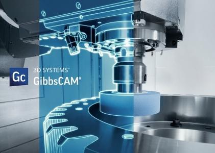 GibbsCAM 2018 V12 version 12.0.44.0
