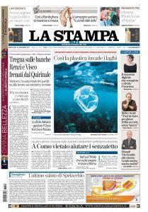 La Stampa Imperia e Sanremo - 20 Dicembre 2017